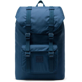 Herschel Little America Mid-Volume Light Rucksack navy